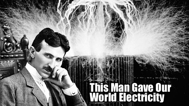 Nikola Tesla - The Man Who Gave The World Alternating Current