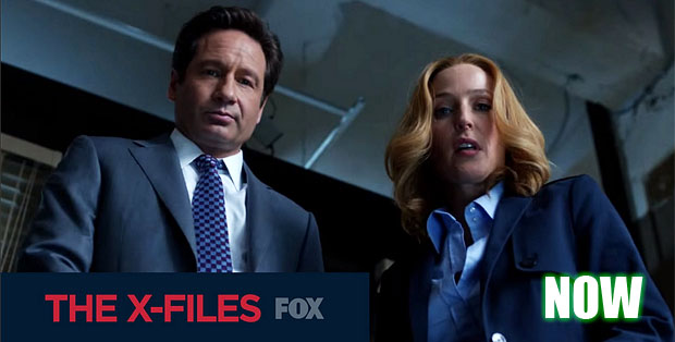 The X-Files in 2016