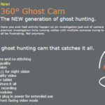 3060-Degree Ghost Detection Camera
