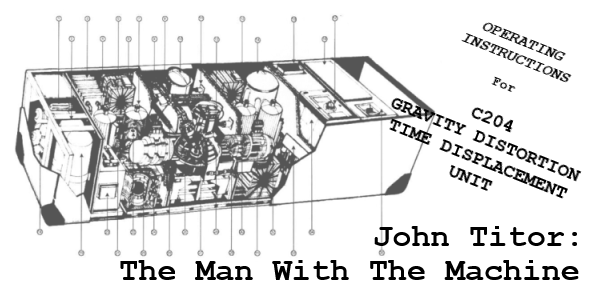 John Titor: Time Traveler From 2036?